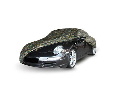 Car Cover Camouflage Autoabdeckung for Porsche Carrera GT