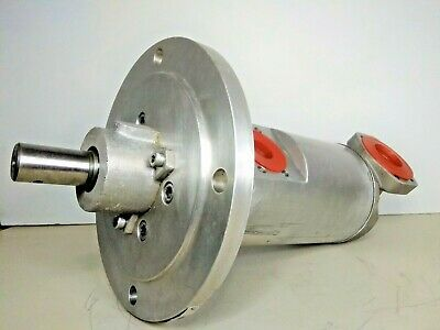 IMO D4 045K1 A125 Triple Screw Oil and fuel Transfer Pump