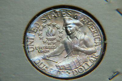 1976 D Usa Quarter Dollar Drummer Boy Coin.