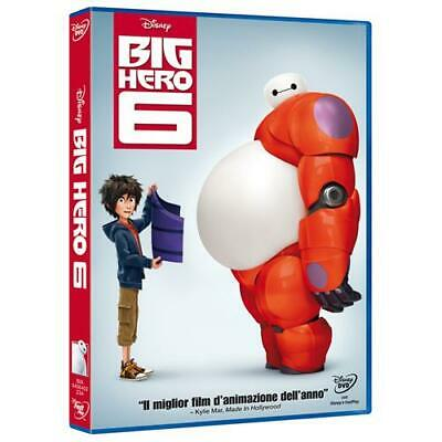 WALT DISNEY Dvd Big Hero 6