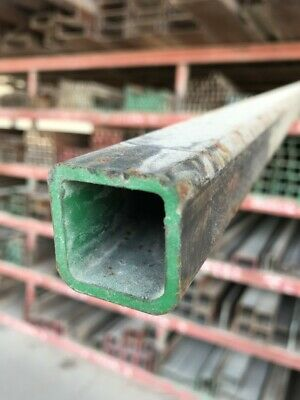 "11 /4"" x 1 1/4"" x 11 Gauge Hot Rolled Steel Square Tubing x 12"" Long  Bracket"
