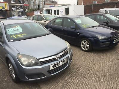 Ford Focus 1.6 auto 2006MY Zetec Climate AUTOMATIC