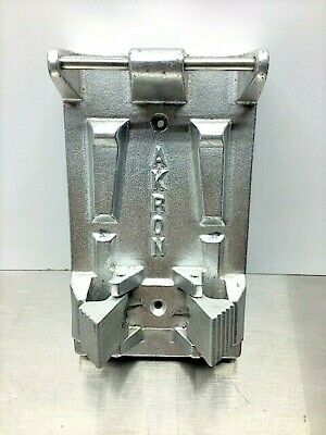 Akron Brass Fire Hydrant Dual Spanner Wrench Bracket~Truck Safety Tool Holder