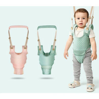 Baby Walker Toddler Walking Assistant Handheld Stand Up & Walking Learning Tool