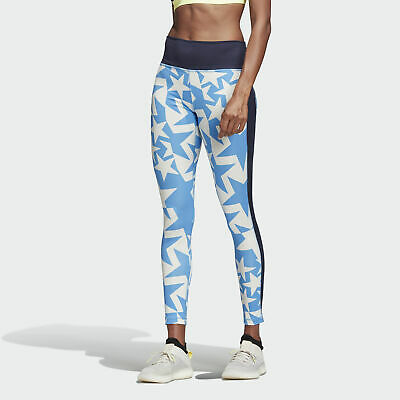 65554717f0a12e adidas Performance Believe This Iteration High-Rise lange Tight Damen Tights