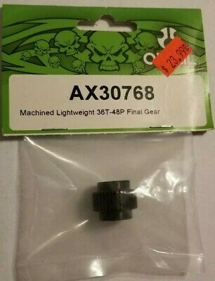 Sonstige Axial AX30768 XR10 Machined Lightweight 48P 36T Final Gear