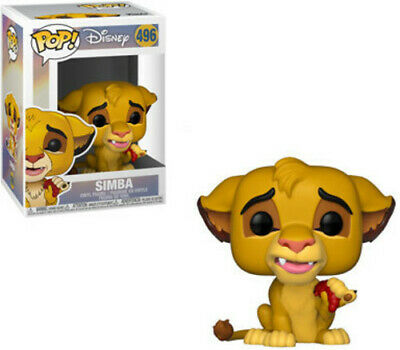 Lion King - Simba - Funko Pop! Disney: (2019, Toy NUEVO)