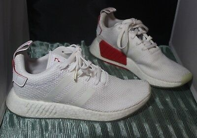 b44d963b7ab15 ADIDAS NMD R2 CNY Chinese New Year DB2570 White Red Size 9 -  100.00 ...