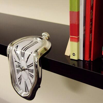 60% OFF Today-Creative Melted Clock