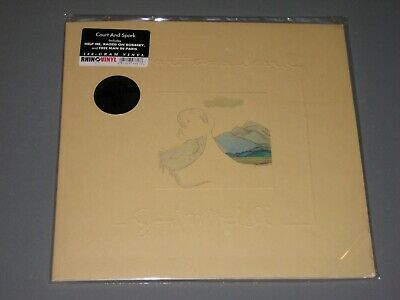 JONI MITCHELL Court and Spark 180g LP gatefold New Sealed Vinyl  Court & Spark