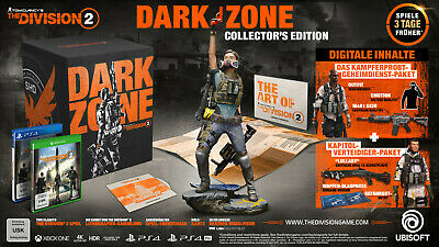 The Division 2 | Dark Zone Collector's Edition | NEU & OVP | PS4 & XBox ONE |
