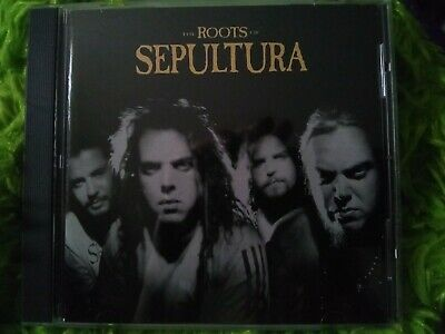 Sepultura The Roots of Sepultura CD Promotional Copy LIKE NEW CD w/ artwork