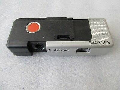 Vintage 1980's Retro Agfa mini 110 cartridge film, pocket camera