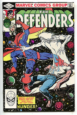 Defenders 110 Marvel 1st Series 1982 NM- Dr. Strange