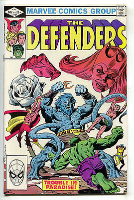 Defenders 108 Marvel 1st Series 1982 NM- Dr. Strange Namor Hulk Spider-Man