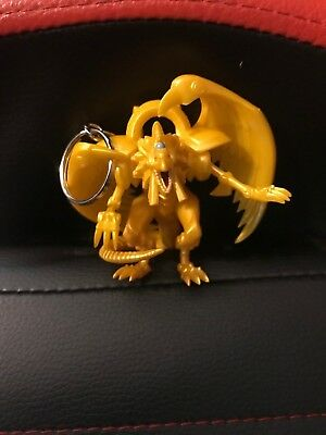 Yu-Gi-Oh Keychain Series 2 Hanger Figure The Winged Dragon of Ra