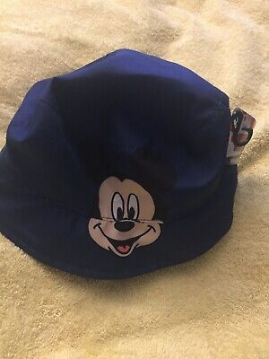 a5298eb0 MICKEY MOUSE BUCKET Hat -- one size - $11.99 | PicClick