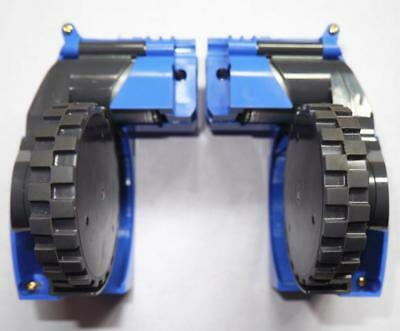 Pair of Left / Right Drive Wheel Module for iRobot Roomba 600 700 800 900 Series