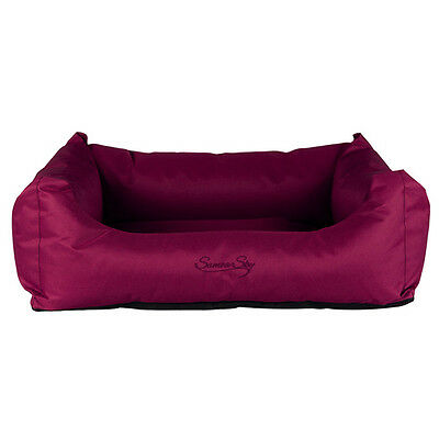 Trixie Dog Bed Samoa Sky Berry, Various Sizes,