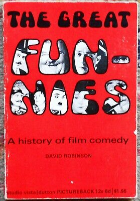 The Great Funnies A History of Film Comedy by David Robinson paperback