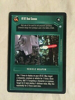 X2 NON-MINT SWCCG Star Wars CCG Cloud City Why Didn`t You Tell Me