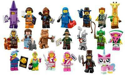 THE LEGO MOVIE 2 Pick your own!!  LEGO 71023 FREE POST