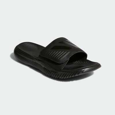700cd7657b75b New Adidas Men s Alphabounce Slide Sports Sandals Slippers - Black(B41720)