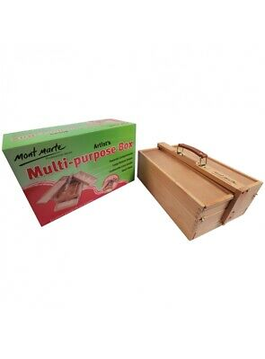 Mont Marte Multi-Purpose Art Box