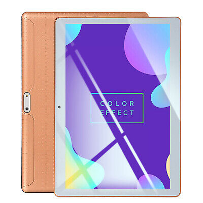 """10.1"""" Tablet PC Android 8.0 Ten Core Wifi 6GB+64GB Bluetooth Dual SIM Phone Call"""