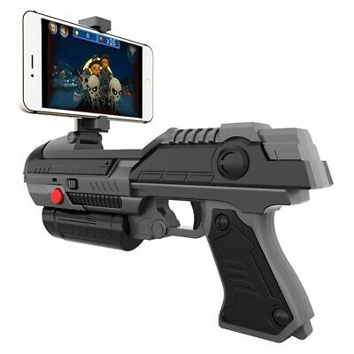4c974f2e7746 AR Game Gun Augmented Reality Bluetooth Control Toy For Smart Phone  Adults Kids