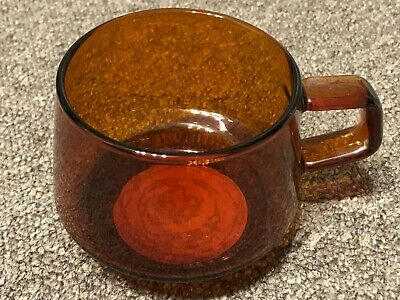 KINTO SEPIA  Cup 270ml Amber 21740 from JAPAN