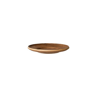 KINTO SEPIA Non Slip Saucer 130mm Teak 21745 from JAPAN