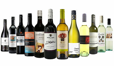 5 Star Premium Wines Explorer Mixed 12x750ml RRP$219 Free Shipping
