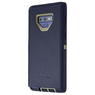 INCOMPLETE OtterBox Defender Series Case for Samsung Galaxy Note9-Dark Lake Blue