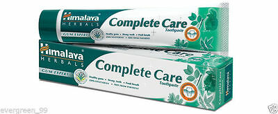 HIMALAYA HERBAL COMPLETE CARE DENTAL TOOTH PASTE 75 gm FREE SHIPPING