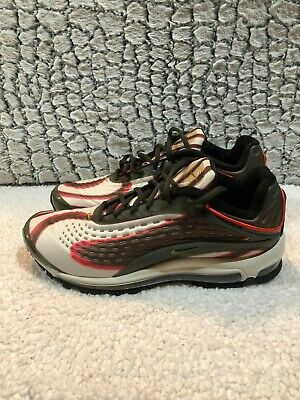new concept 11011 37a2d Nike Men s Air Max Deluxe 2018 Sequoia Running Shoes Olive Size 12 AJ7831- 300