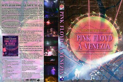 pink floyd live in venice dvd