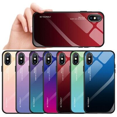 Antichoc luxe Hybride silicone gel coque protection pour iPhone X XR Xs Max 8 7