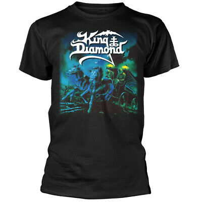 King Diamond Abigail Shirt S-3XL Official Heavy Metal Band T-Shirt