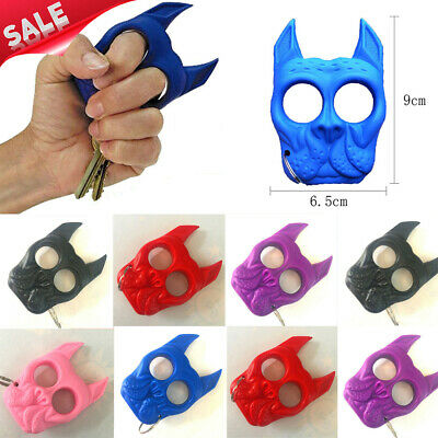 Key Chain Plastic Dog Self Defense Tools Portable Outdoor Travel Safe 2019 NEW