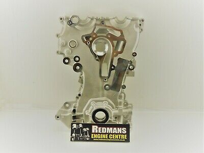 VAUXHALL CORSA 1.2 16V Timing Chain Casing Cover & Oil Pump  Z12xep