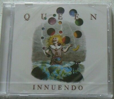 Innuendo - Queen  (Cd) Neuf Scelle