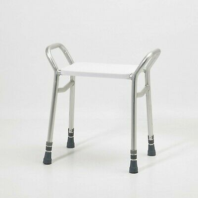 Homecraft Lightweight Height Adjustable Shower Stool - 091325356