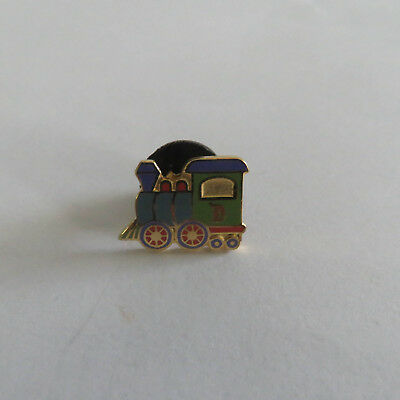 Disney  DLR Mini Attractions Disneyland Railroad Train Main Street Pin