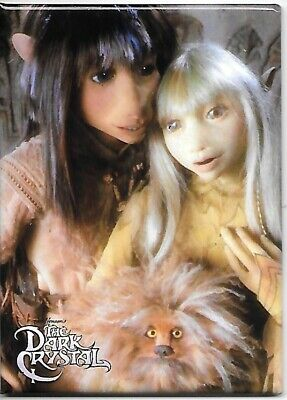 The Dark Crystal Movie Jen Kira and Fizzgig Photo Refrigerator Magnet NEW UNUSED