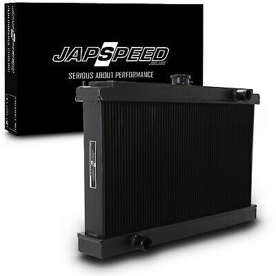 Japspeed Black Edition Lega Custom Motore Radiatore Track Race Drift