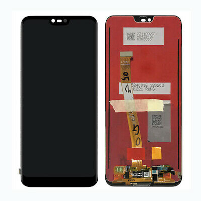 For Huawei Honor 10 COL-AL10 LCD Display Touch Screen Digitizer +Fingerprint @DD