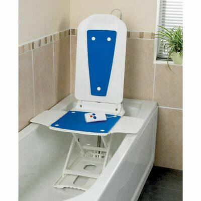 Bathmaster Deltis Bath Lift With Blue Covers - 091324144