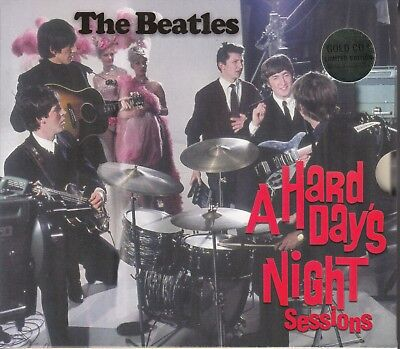 """The Beatles """" A Hard Days Night Sessions, Box 4 Cd's Sealed """""""