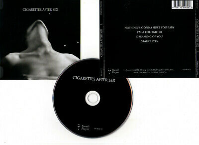 "Cigarettes After Sex "" I "" (Cd) 2016"